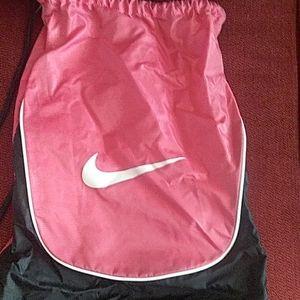 Nike Backpack Sz 18x12   $23 + free Nike hat